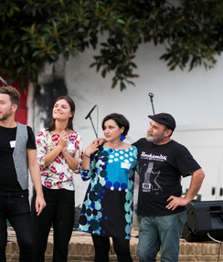 MitOst Festival in Metaxourghio, Oct 2018