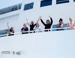 Tandem Europe, Agios Eustratios, June 2018
