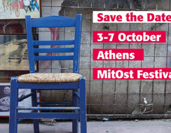 MitOst Festival is coming to Athens