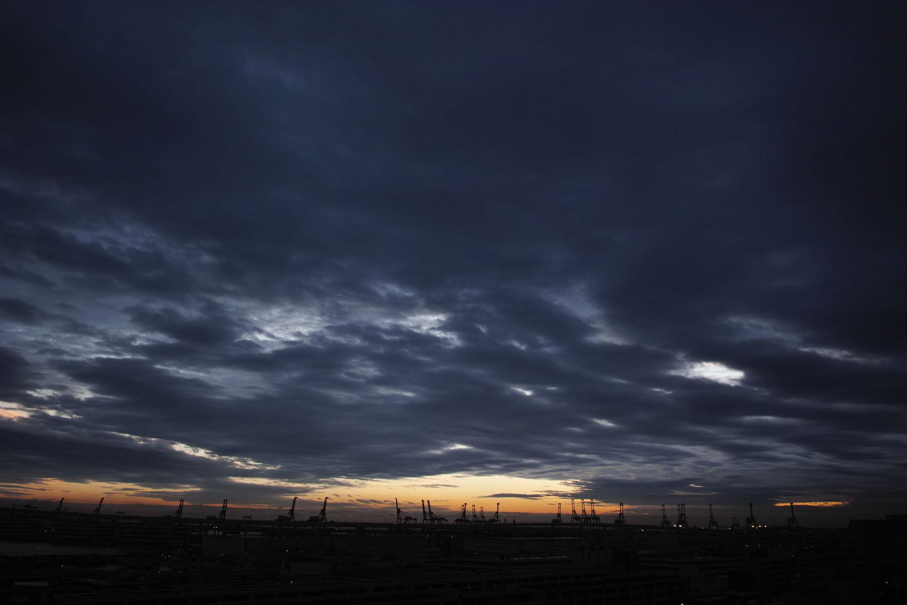 おはよう、横浜。SIGMA dp1 Quattro
