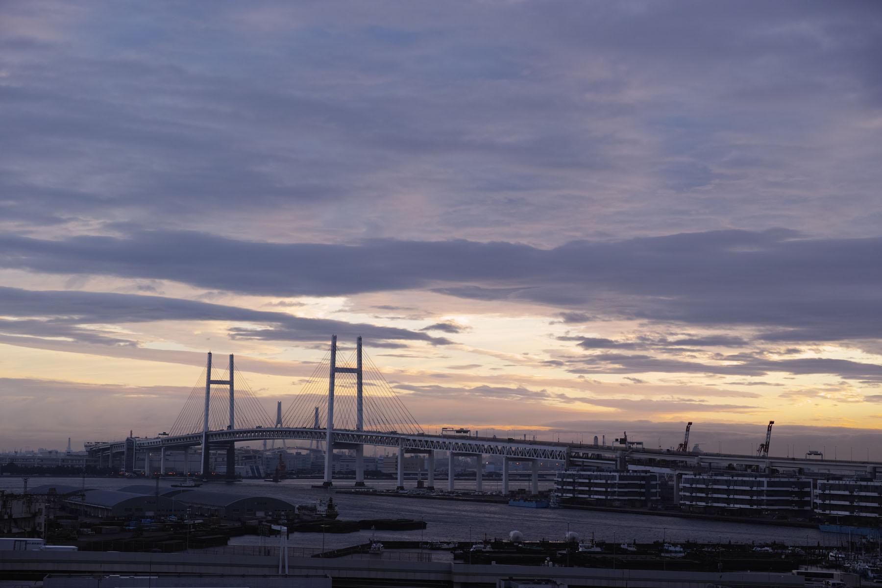 おはよう、横浜。SIGMA dp3 Quattro