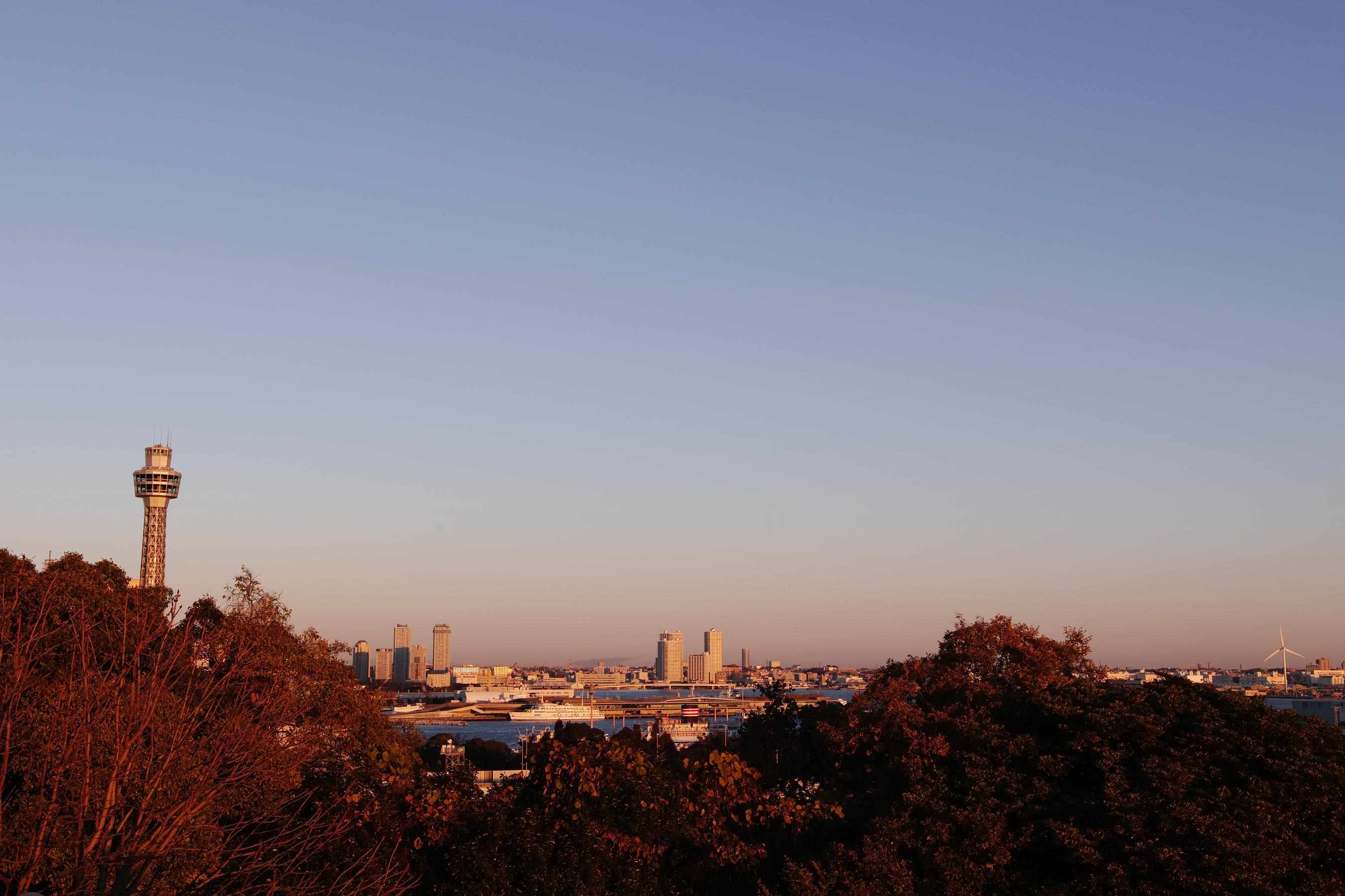 おはよう横浜。SIGMA sd Quattro18-35mm F1.8