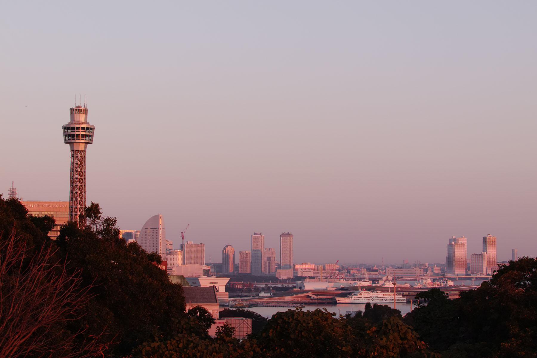 おはよう横浜。SIGMA sd Quattro50-100mm F1.8
