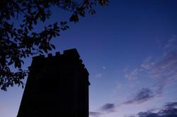 暁暗の月 SIGMA sd Quattro 18-35mm F1.8