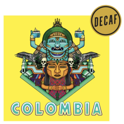 Brother of Mine - Colombian Decaf