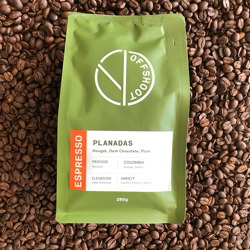 Offshoot - Planadas Espresso