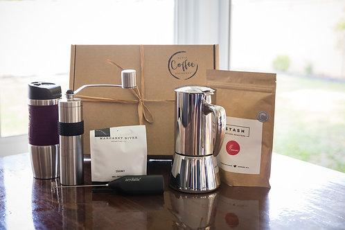 Deluxe Espresso Gift Box