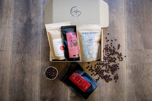 Perth Coffee Tour Box - Decaf
