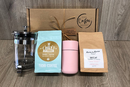 French Press Gift Box