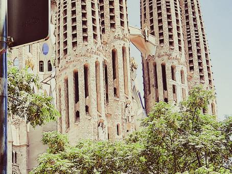 Restaurante cerca de la Sagrada Familia