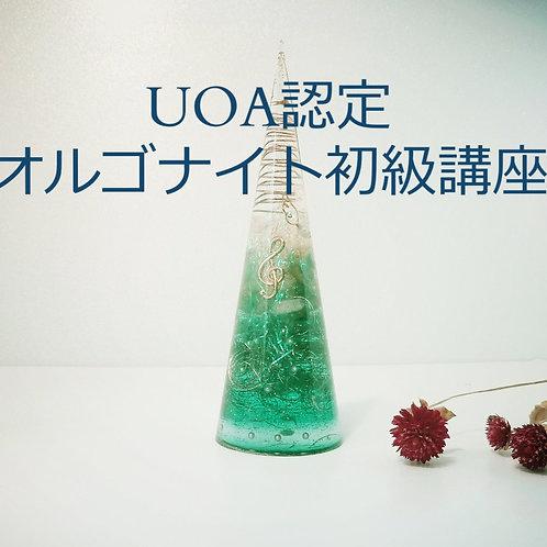 UOA認定オルゴナイト初級講座