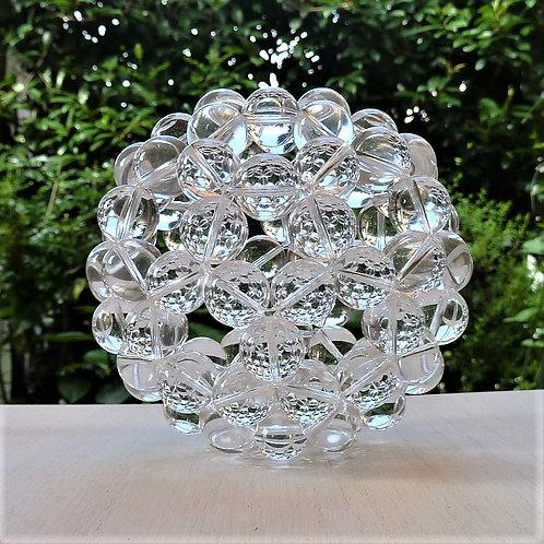 注目される大きさ 特大フラーレン 天然水晶16ミリ玉