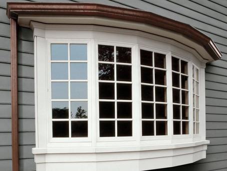 Home Style Showcase: Bow Windows