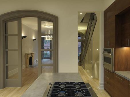 Home Style Showcase: Pocket Doors
