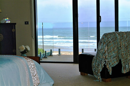 Wake up to a view of the ocean