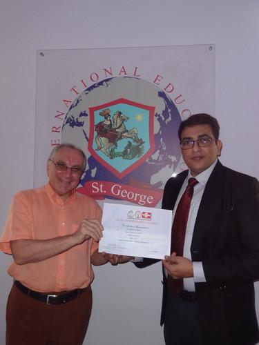 DR. DHARAM AWATDS & HONORS-1
