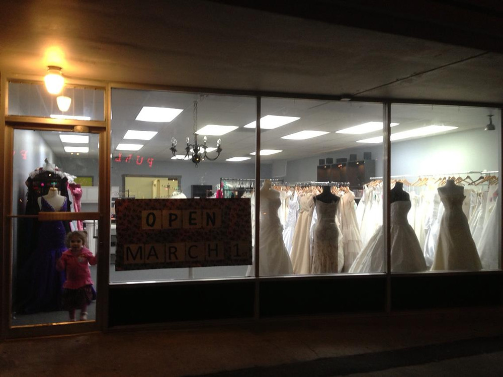 Gown and Glove Bridal Consignment 2013
