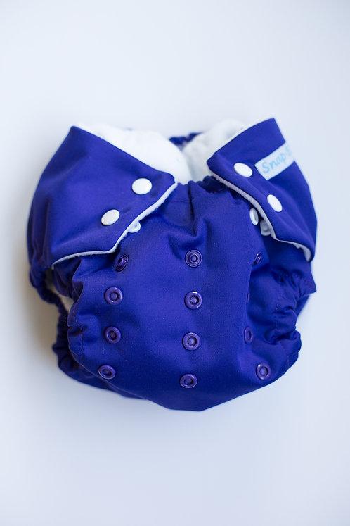 Snap-EZ ® Multi-Size Baby Pocket Diaper: Solids