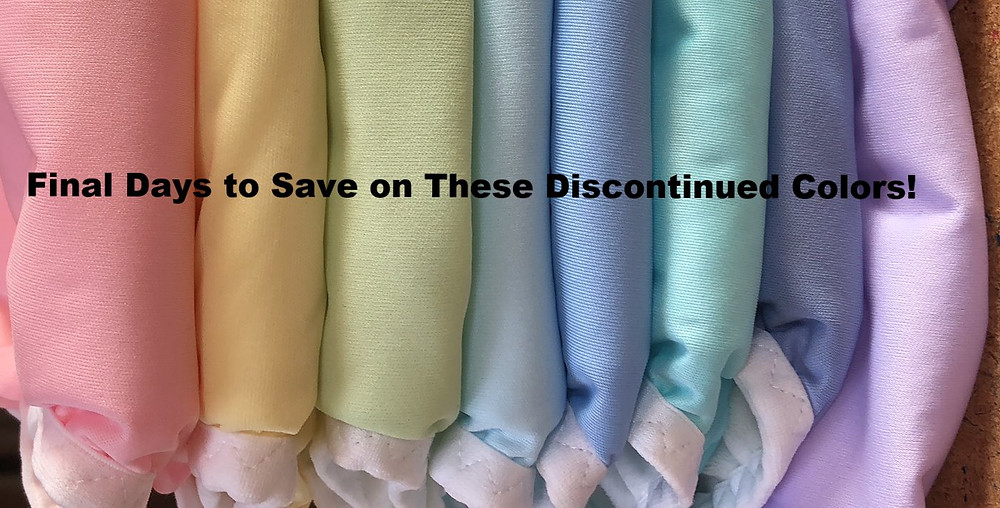 Save 50% of Discontinued Colors at Snap-EZ
