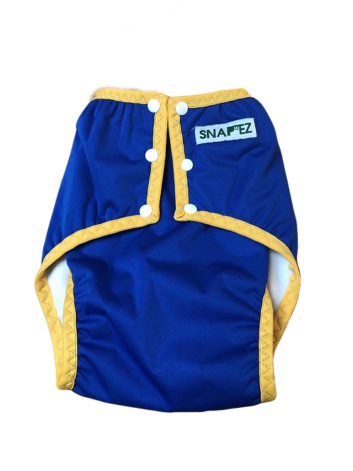 Limited Edition Snap-EZ ® Stuffable Adult  Briefs