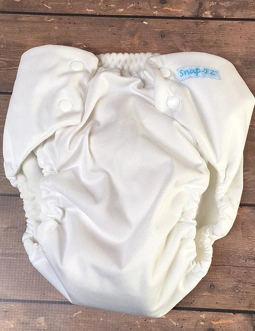 Snap-EZ ® Low Rise AIO Diaper