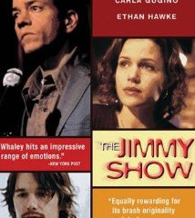 Laura is in the feature film The Jimmy Show