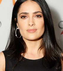 Laura is yelled at by Salma Hayek...and gets paid for it!