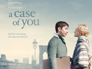 "Laura is in the feature film ""A Case of You"""