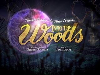 "Laura heads ""Into the Woods"" this week!"