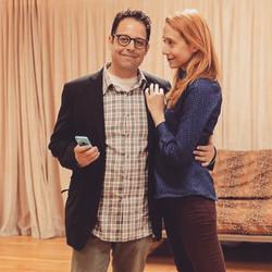 Steve Rosen and Laura Jordan
