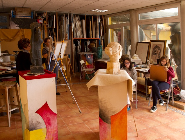 art-academy_04 clases