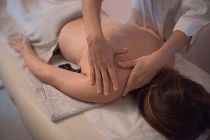 Massages et bienfaits sur la santé !