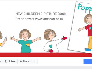 Poppy's Tail on Facebook