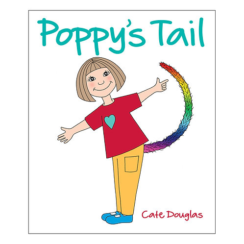 Poppy's Tail Children's Book