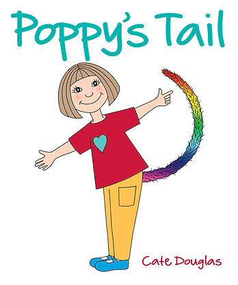 Poppy's Tail Children's Picture Book by Cate Douglas