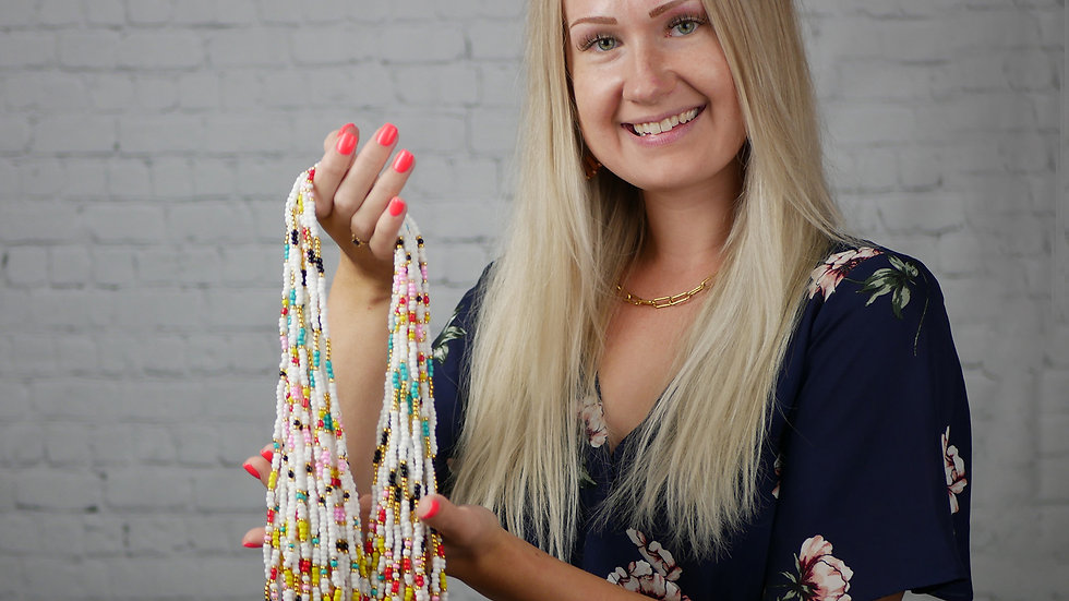 Mask Chain - Island Beads