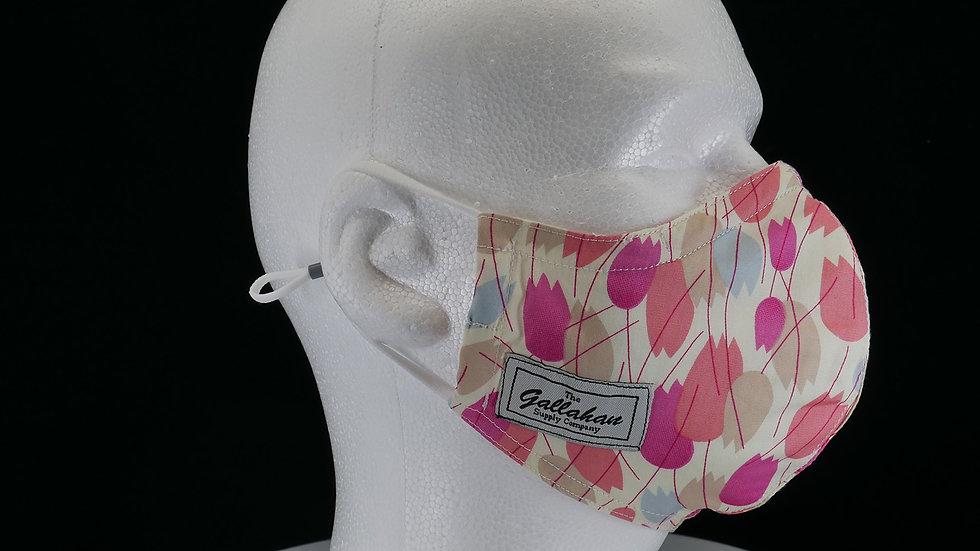 Adult Print Pink