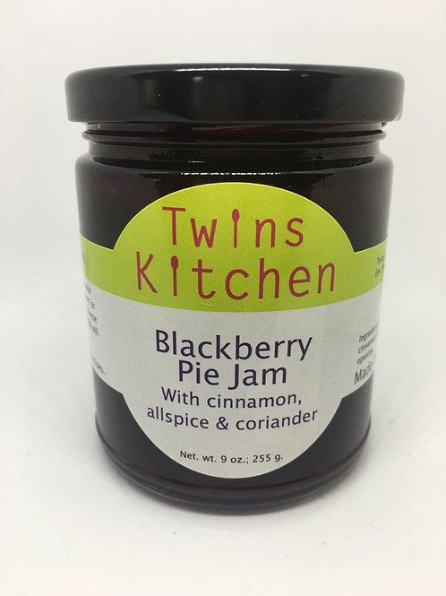 Blackberry Pie Jam