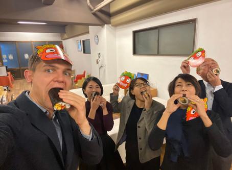 はじめての日本!アメリカ人英語教師の名古屋滞在記 An English teacher's thoughts on Japan 02/09/2020