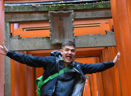 はじめての日本!アメリカ人英語教師の名古屋滞在記 An American English teacher's thoughts on Japan 01/07/2020