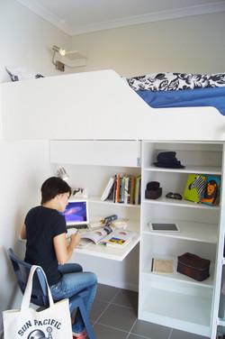 individual spaces