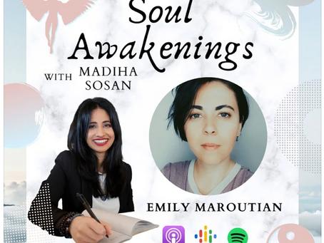 Soul Awakenings Podcast Interview