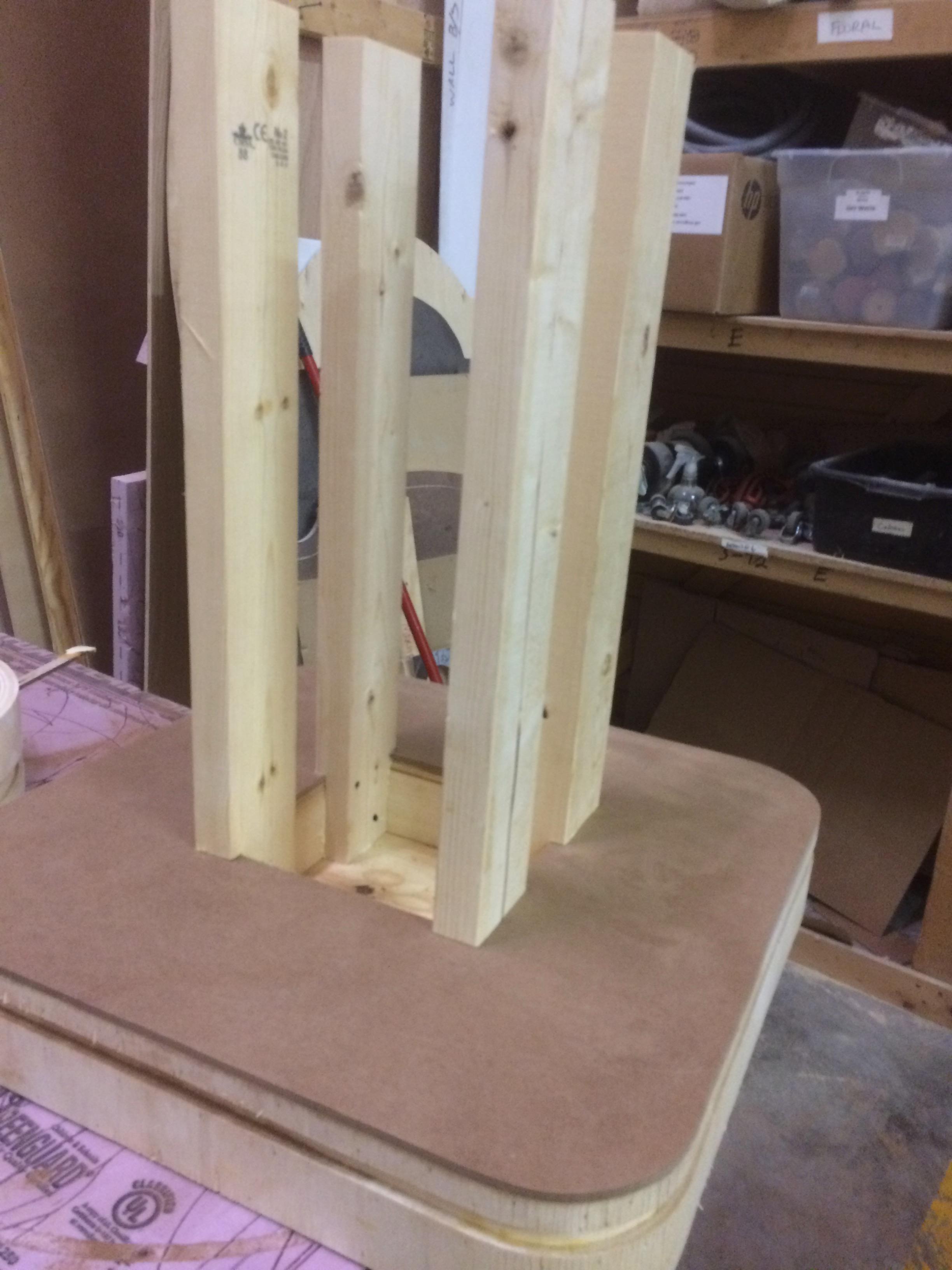 Interior Leg Build