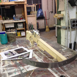 Daryl Dixon Replica Crossbow