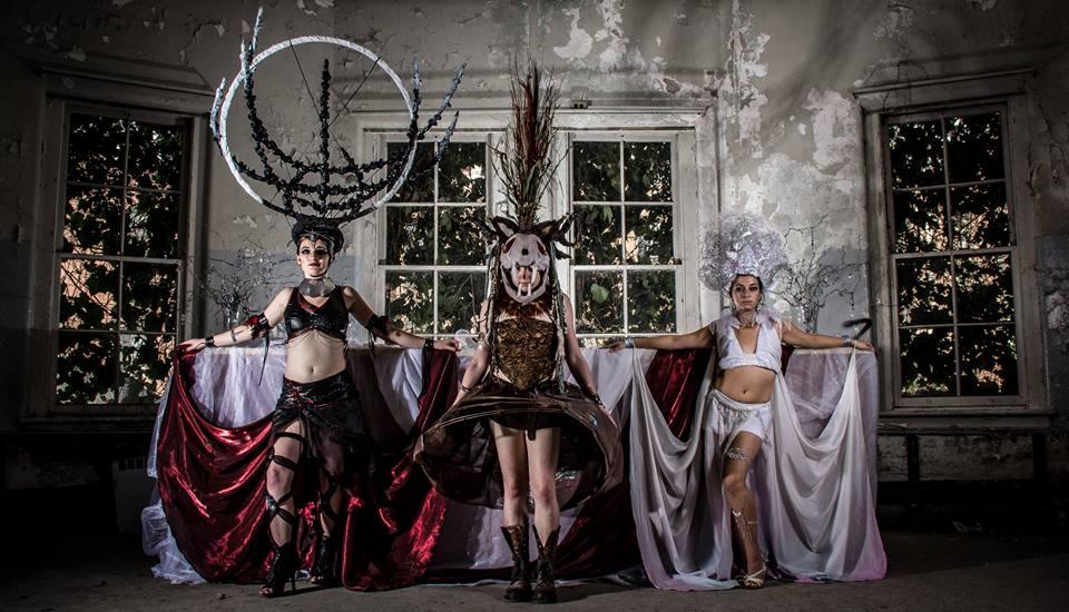 2016 OISTAT World Costume Festival