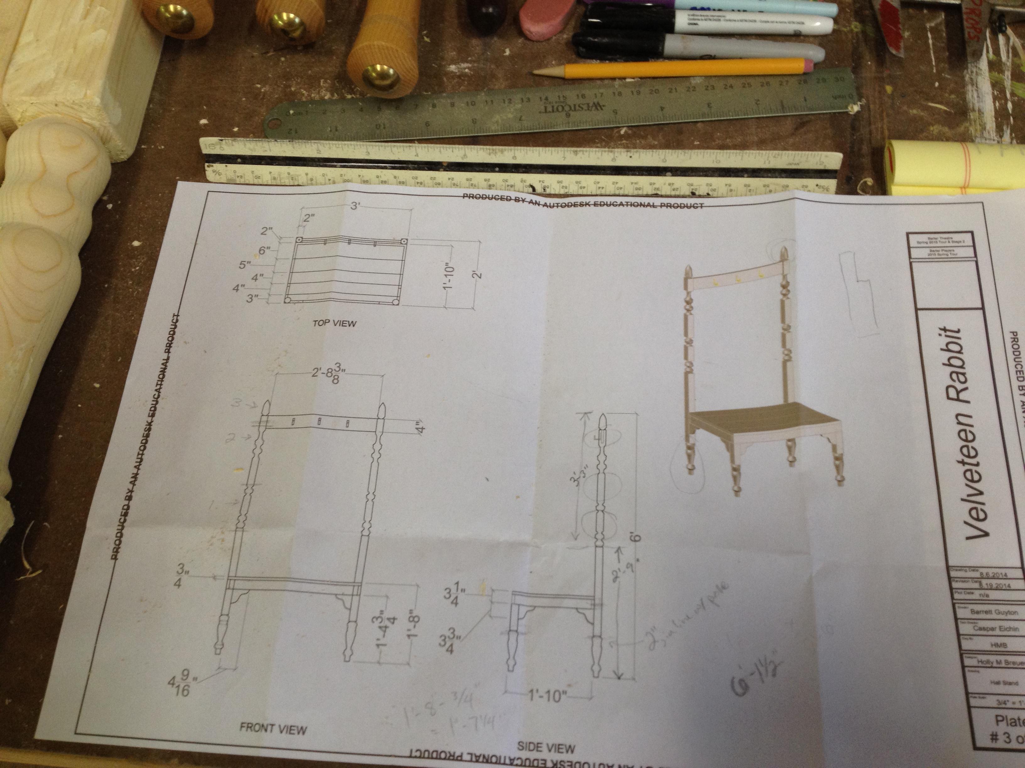 Drafting from Designer