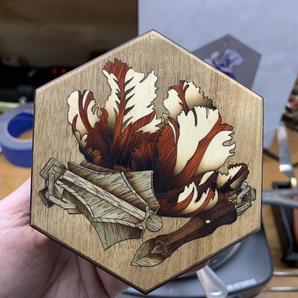 Flail & Broken Tulip