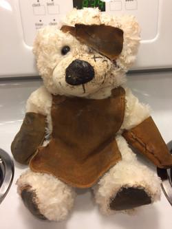 Finished Bear
