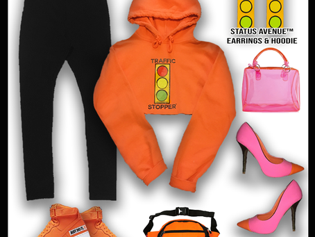 STATUS AVENUE™ OUTFIT COORDINATOR- TRAFFIC STOPPER™
