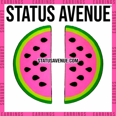 STATUS AVENUE™ WOW Melon earrings web.pn